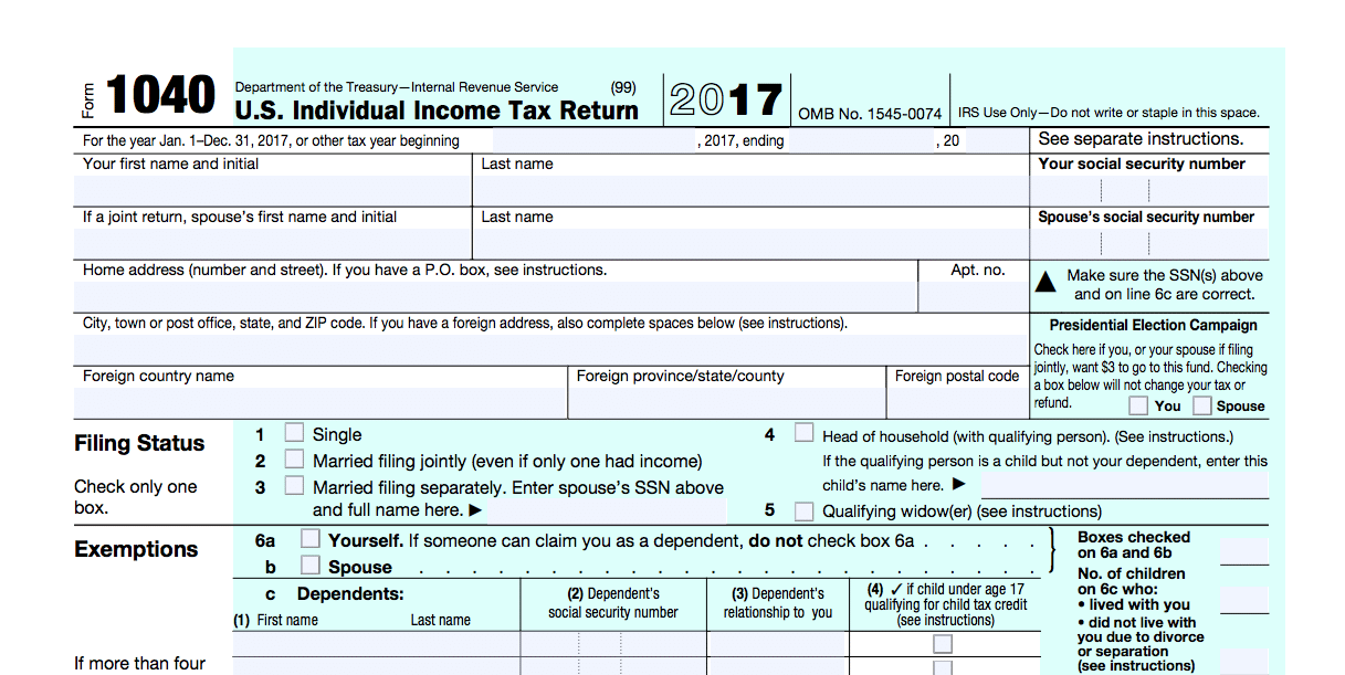 4 Last Minute Tips For Tax Year 2017